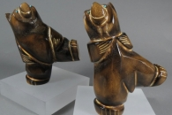 """Song & Dance"" Bears by Claudia Peina"