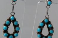 Earrings - Zuni