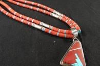 Necklace by Nestoria Coriz (top view)