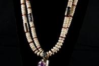 Necklace by Nestoria Coriz (front view)