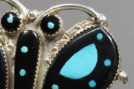 Butterfly Pin/Pendant by Martinez