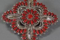 'Star' Pin/pendant by Lorraine Waatsa