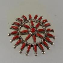Pin/pendant, Zuni