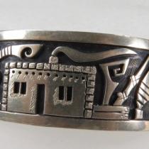 Bracelet, Hopi