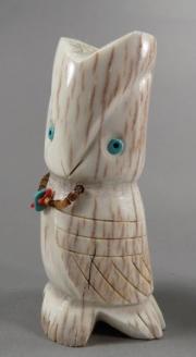 Owl by Robert Weahkee