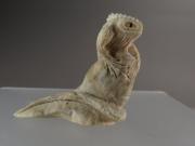 Iguana by Louis Malie, Jr