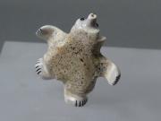 Dancing bear by Claudia Peina