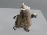 Ballet bear by Claudia Peina