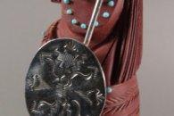 Warrior Maiden by Claudia Peina