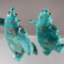 Dancing Bears by Claudia Peina