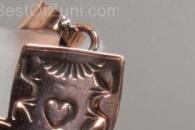 Copper Cross by Dakota Wille