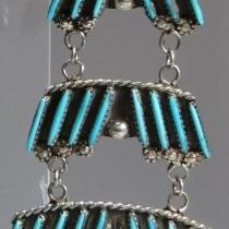 Chandelier Dangle Earrings by Julia Lustiyani