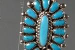 Dangle Earrings by Lorraine Waatsa