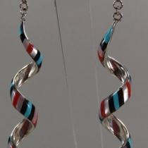 Post Earrings by Idella Edaakie