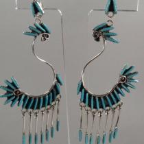 Post Earrings by Jeannie Lastiyani