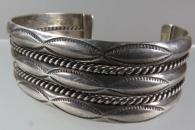 Bracelet by Tahe Taos (view 1)