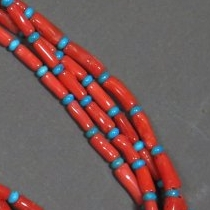 Coral Necklace by Nestoria Coriz