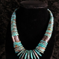 Necklace by Nestoria Coriz