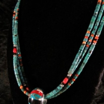 Necklace by Nestoria Coriz & Daniel Coriz