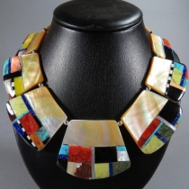 'Cleo' choker Necklace by Haven Pena64