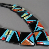 'Cleo' choker Necklace by Haven Pena