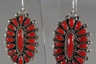 Earrings by Lorraine Waatsa