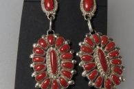 Earrings by Lorraine Waatsa