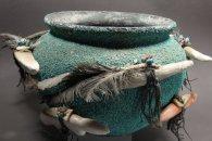 Zuni Fetish Bowl by Lena Boone