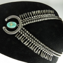 Squash Blossom Necklace (view 2)