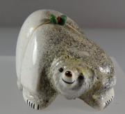 'Bi-Polar Bear' by Claudia Peina (view 2)