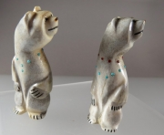 Bears by Arnie Calavaza