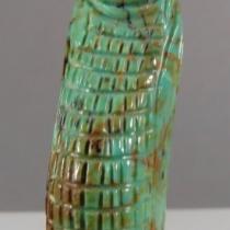 Corn Maiden by Faye Quandelacy