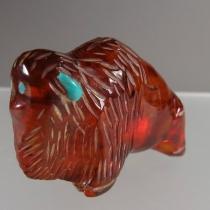 Buffalo by Rhoda Quam