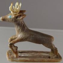 Deer by Robert Kantenah