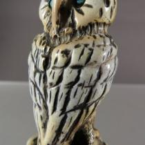 Owl by Carlos Tsattie