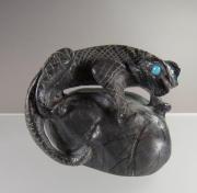 Lizard by Wilfred Cheama