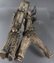 Altar Dolls by Teddy Weahkee