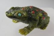 frog by Herbert Him