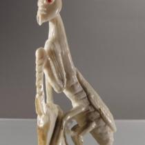 Praying Mantis by Derrick Kamassee