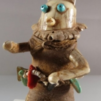 Altar Doll  by Unknown Zuni
