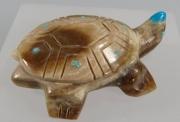 Turtle by Unknown Zuni