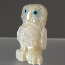 Owl by Christine Banteah