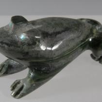 Frog by Tony Laiwakete