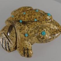 Frog by Laura Quam