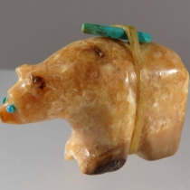 Bear by Unknown Zuni
