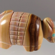 Armadillo  by Unknown Zuni
