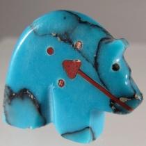 bear by Eldred Quam