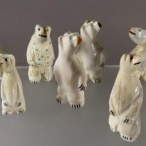 Bears by Various Zuñis