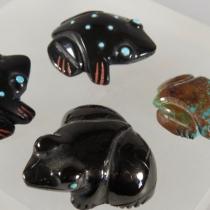 Frogs by Laura Quam & Georgette Quam