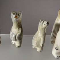 Bears by Miguel Haloo